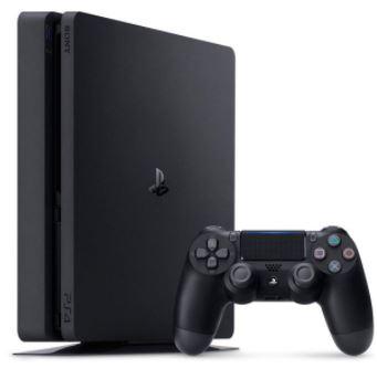 کنسول بازی-کنسول بازی سونی مدل Playstation 4 Slim کد Region 2 CUH-2216A ظرفیت 500 گیگابایت
