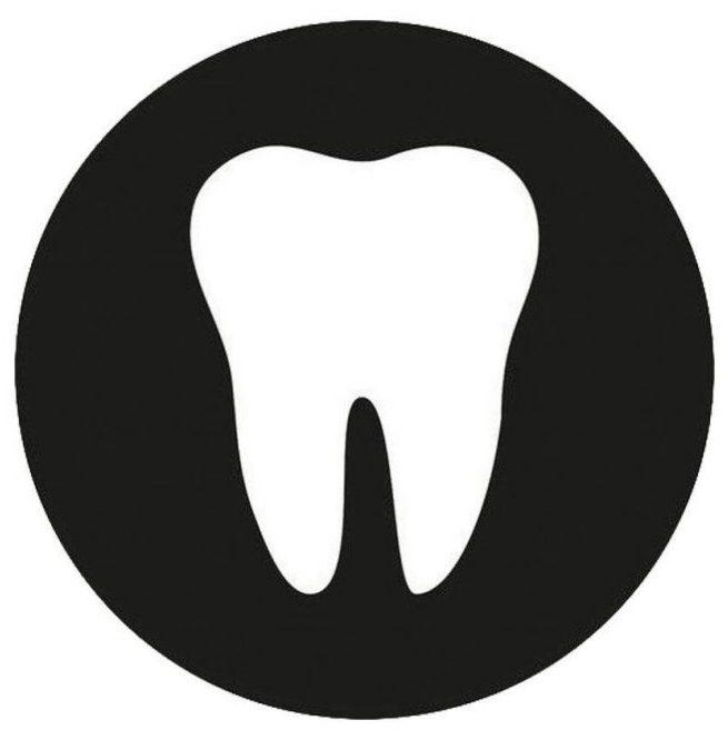 استیکر طرح دندان کد STP1122