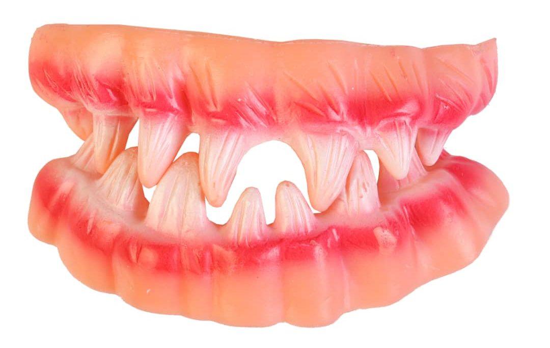 ابزار شوخی مدل دندان خون آشام کد DSK200