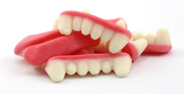 پاستیل دندان