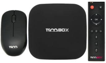 اندروید باکس-اندروید باکس تسکو مدل Tab 100 Plus به همراه ماوس بی سیم