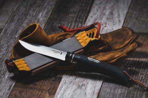 چاقوی کوهنوری و سفر