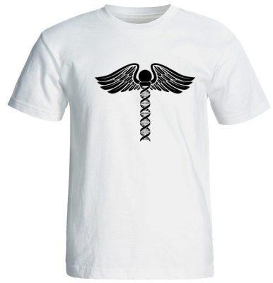 تی شرت مردانه طرح داروسازی کد 17059
