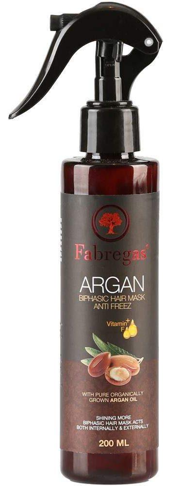 هدیه مراقبت پوست و مو برای مادران ماسک مو دوفاز فابریگاس مدل Argan Oil حجم 200 میلی لیتر